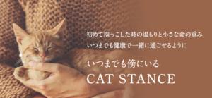 キャットスタンス,CATSTANCE