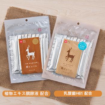 おやつ/鹿ピューレ、鹿ピューレ乳酸菌H61配合